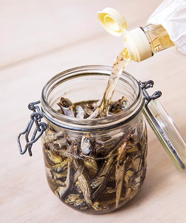 画像4: 【にぼし酢の作り方】カルシウム吸収率がアップする!簡単おいしい活用レシピ