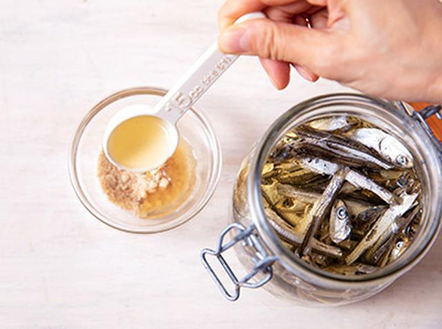画像7: 【にぼし酢の作り方】カルシウム吸収率がアップする!簡単おいしい活用レシピ