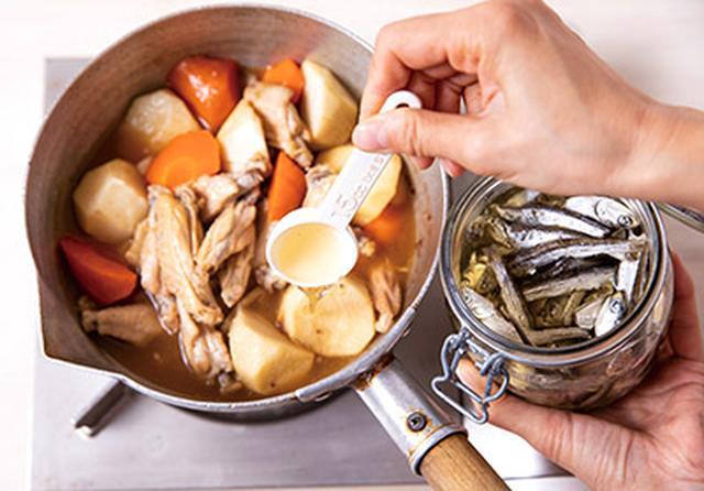 画像8: 【にぼし酢の作り方】カルシウム吸収率がアップする!簡単おいしい活用レシピ