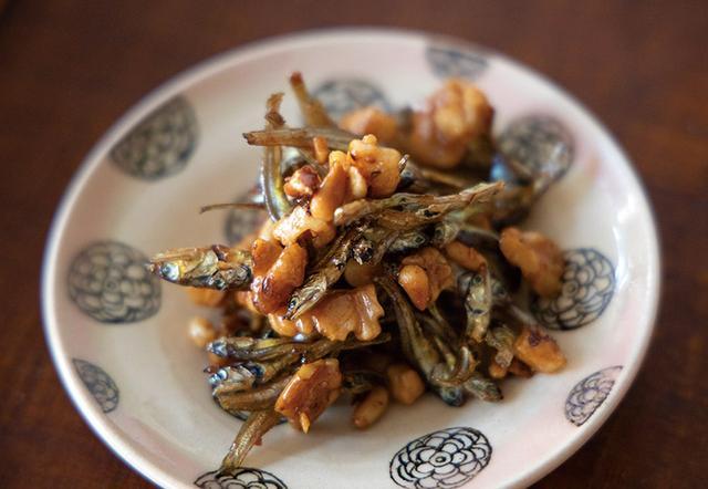 画像: ダイエットにもお勧め!「煮干し酢のメイプルナッツ」