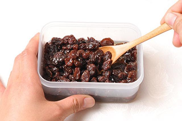 画像4: 【疲れ目・ストレスを改善】目の機能を助ける「干しブドウ酢」の食べ方