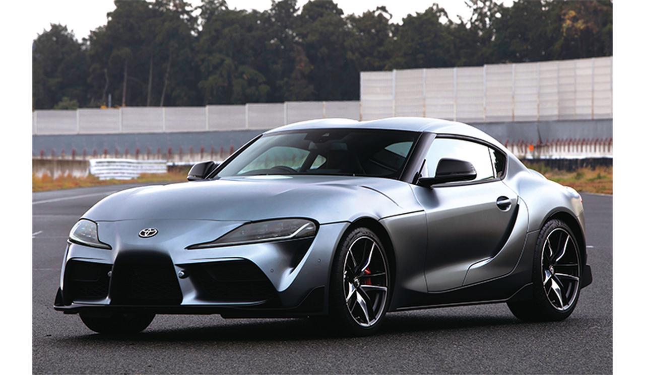 画像: ボディサイズは全長4380ミリ×全幅1865ミリ×全高1290~1295ミリと、見た目よりコンパクト。ちなみに、運動性能に大きく寄与するホイールベース/トレッド比は、スポーツカーとしてトップレベルに小さい1.55を実現している。外観デザインは、2014年のデトロイトショーでお披露目されたコンセプトカー「FT-1」のイメージが色濃く反映されている。