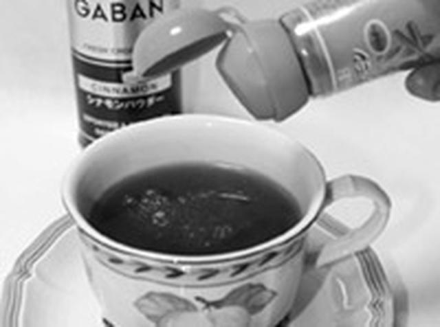 画像: 毛細血管の健康維持に役立つシナモン紅茶