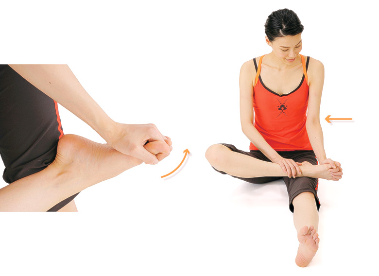 画像9: 【足指伸ばしのやり方】足指ケアでひざ痛・腰痛・体の痛みの根本原因を取り除く!