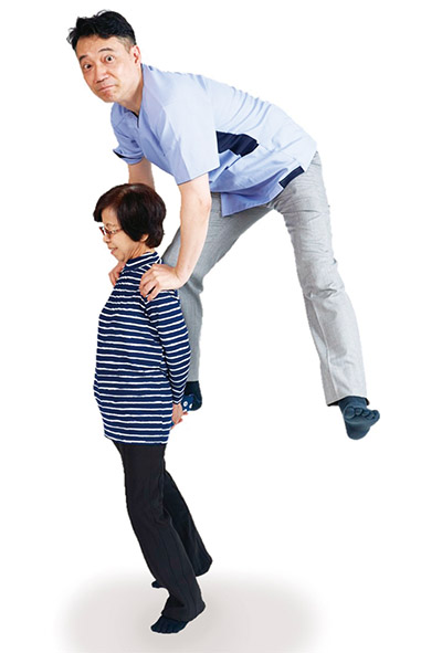 画像: ひざ痛が改善し手術を回避できた人も!