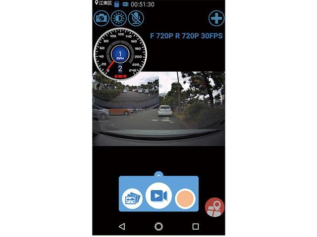 画像: モニターは装備しないが、操作に対して音声でガイドしてくれるので、意外に扱いやすい。スマホアプリも出来がいい。