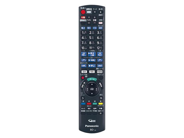 画像: 4K放送を選ぶ専用ボタンを新装備。基本的な操作性は従来機とほとんど変わらないが、4K放送録画の「お引越しダビング」はできない。
