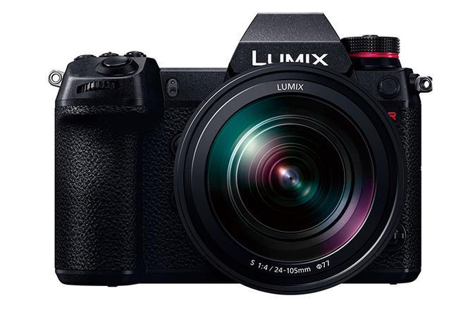画像: Lマウントを採用するプロ仕様機。写真はDC-S1R。