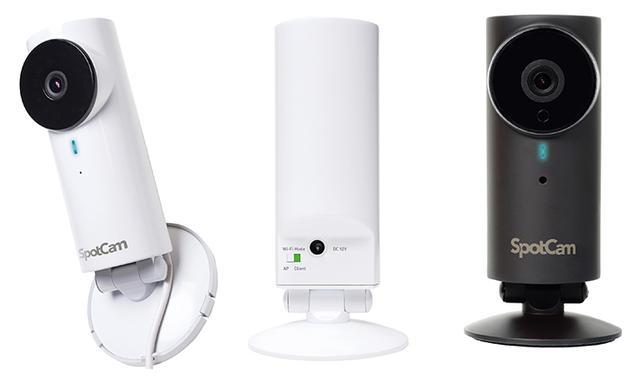 画像: FHD(左、中央)、FHD-Pro(右)