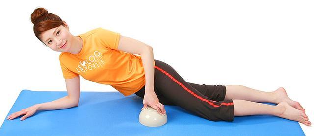 画像1: 仙腸関節のズレを戻して脊柱管狭窄症や腰痛を改善するストレッチ「どんぶり指圧」のやり方