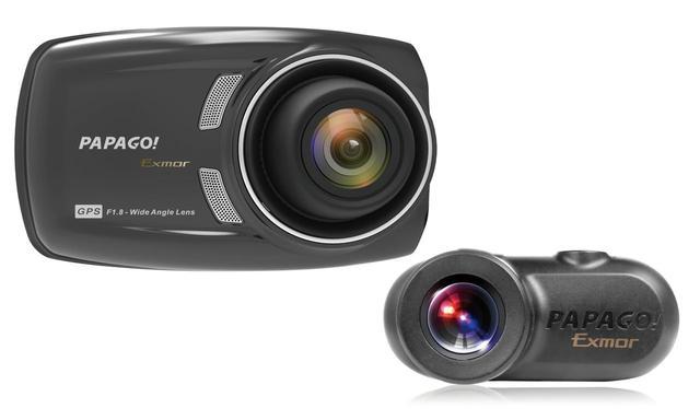 画像: 前・後のカメラにソニー製CMOSセンサーを採用し、圧倒的な画質を手にした。ドライブの思い出記録としても十分なクオリティを持つ。本体のメニュー構成もわかりやすく、ビューワーも2カメラに対応。コストパフォーマンスにも優れる一台だ。