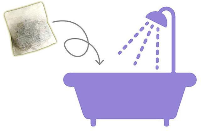 画像: ❸入浴の30分以上前に湯船に入れる