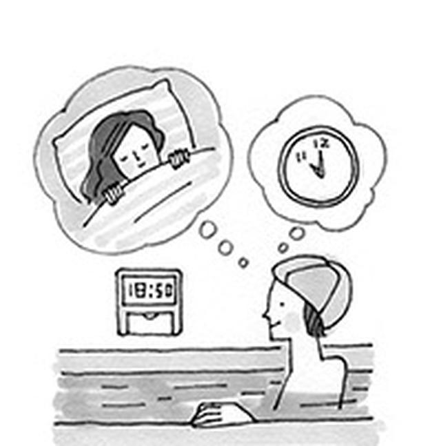 画像2: 【夜間頻尿の原因】足のむくみに注目 対策は「足上げ」と早めの入浴 水分と塩分も控えよう
