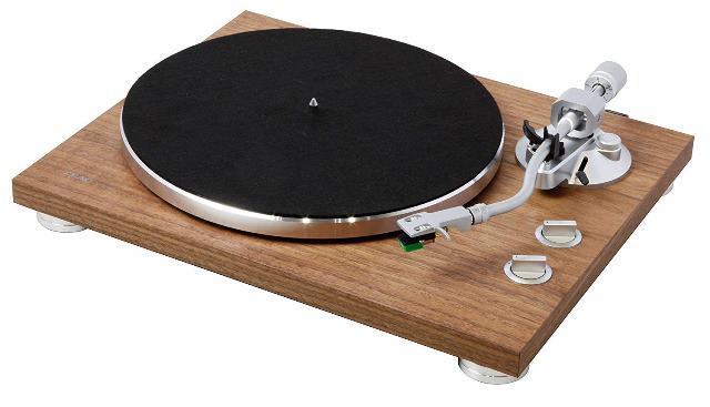 画像: 音質に拘った本格的レコードプレーヤーがBluetoothやUSBにも対応しているティアックの「TN-400BT」