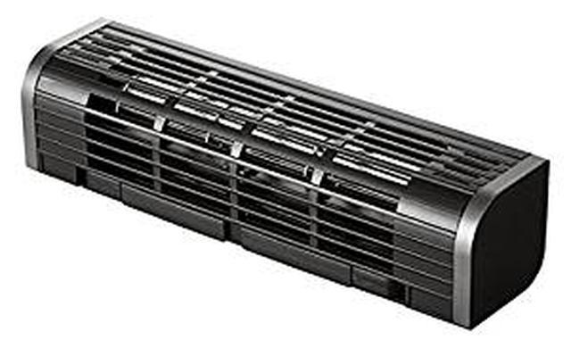 画像: エレコム USB扇風機 縦置き/横置き/PC&タブレット冷却台 3段階風量調整
