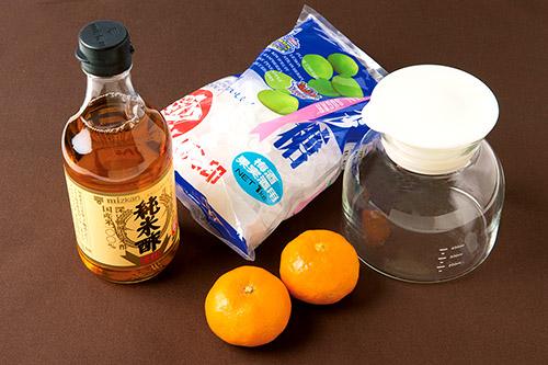 画像1: 【みかん酢の作り方】ダイエットや健康効果に大注目!美味しい活用レシピまで紹介