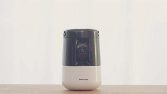 画像: HDペットカメラ KX-HDN205-K 自動追尾機能ご紹介【パナソニック公式】 youtu.be