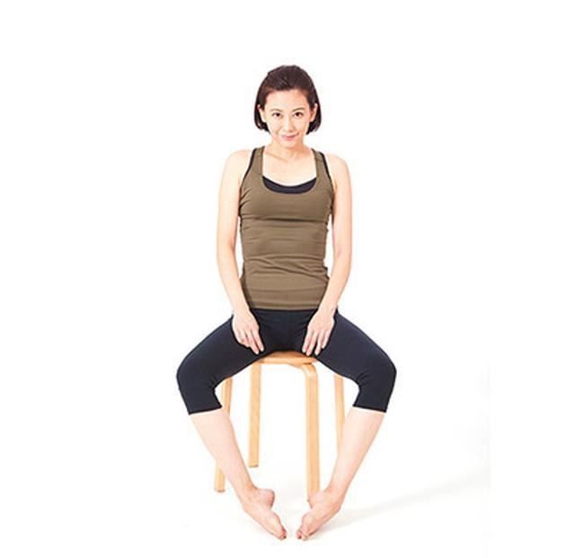 画像2: 【膝痛・変形性ひざ関節症改善】リンパの流れを良くする体操「膝裏伸ばし」のやり方