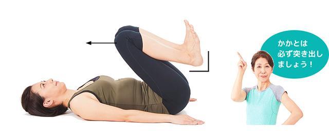 画像5: 【膝痛・変形性ひざ関節症改善】リンパの流れを良くする体操「膝裏伸ばし」のやり方