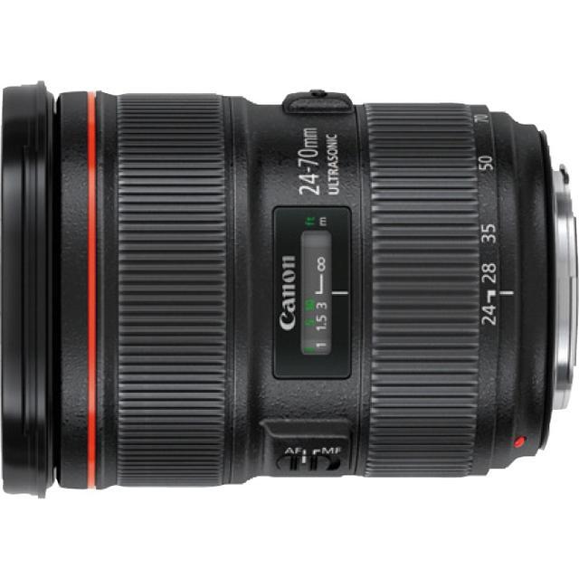 画像: EF 24-70mmF2.8 L II USM(22万3300円/805g)
