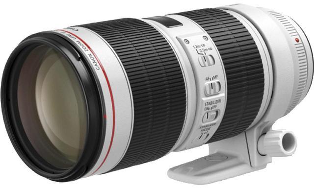 画像: EF 70-200mmF2.8 L IS III USM(29万1600円/1480g)