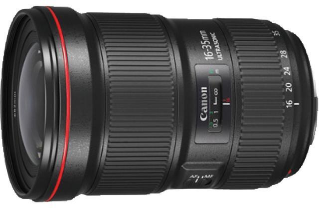 画像: EF 16-35mm F2.8 LIII USM(25万7030円/790g)