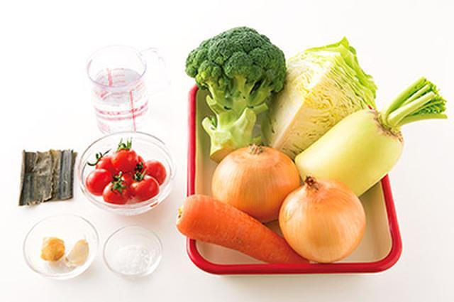 画像7: 【ダイエットスープ】太りやすい体質でも勝手に痩せる!簡単「腹ペタスープ」のレシピ