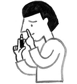 画像2: 【鼻づまり解消】止まらない鼻水対策にヨガが有効!?アレルギー性鼻炎・副鼻腔炎の間違ったセルフケアに注意