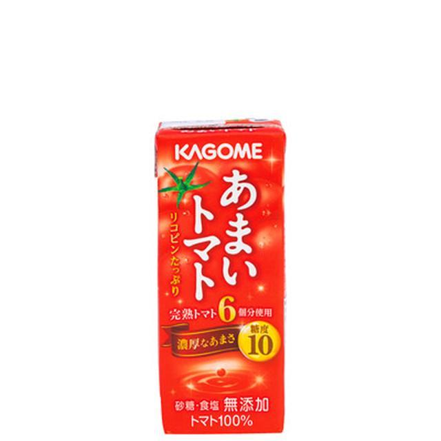 画像3: トマトジュースのおすすめは?7種を飲み比べて濃さや酸味を検証