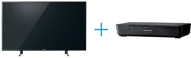 画像: 4K対応テレビでは、単体の4Kチューナーなどが必要。