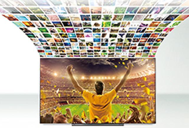 画像: ※写真は、東芝の「タイムシフトマシン」のイメージ。地デジ/BSチューナーを3基装備したモデルなら、視聴中に裏番組のダブル録画が可能だ。さらに、地デジ全番組録画や、タイムシフトマシンに対応したモデルもある。