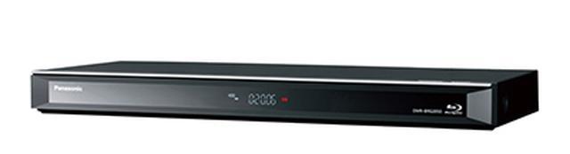 画像: パナソニックのDMR-BRG2050。HDD容量は2Tバイト。地デジ/BS/110度CSの6チューナー内蔵で6番組同時録画が可能。現行モデルでは数少ないアナログ入力搭載機だ。