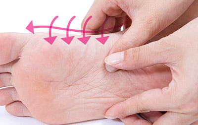 """画像29: 【症状別】足裏マッサージのやり方 不調や痛みを改善する""""痛くない""""足裏ケア"""