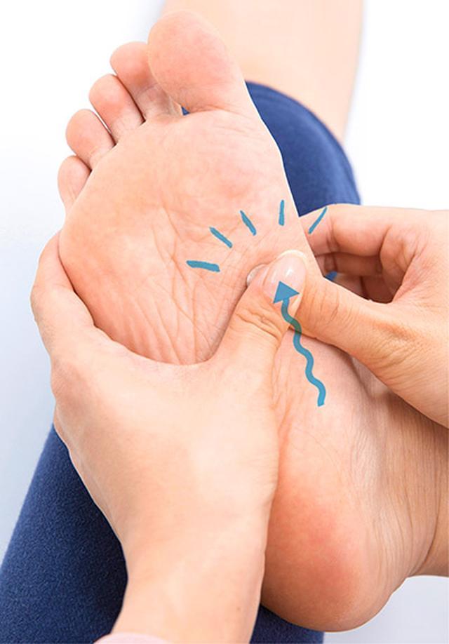 """画像5: 【症状別】足裏マッサージのやり方 不調や痛みを改善する""""痛くない""""足裏ケア"""
