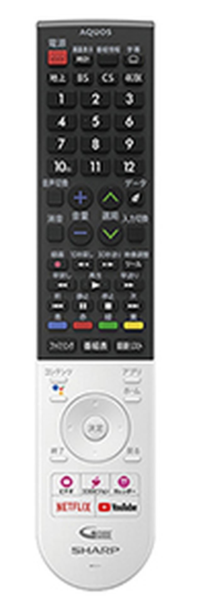 画像: 放送中、リモコンの「静止」ボタンを押すと、動画と静止画の2画面になり、料理のレシピを確認することもできる。
