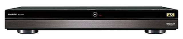 画像: 4Kチューナー内蔵で、HDDは4Tバイト。4K放送の録画やBDへの4K画質でのダビングも可。地デジと合わせ、最大3番組同時録画もこなせる。4K解像度で見やすい番組表や番組リストを採用している。HDDが2TバイトのC20AT3もラインアップ。