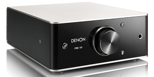画像: スピーカーを鳴らすプリメインアンプにUSB DAC機能を内蔵。CDプレーヤーなどほかのオーディオ機器もつながる。