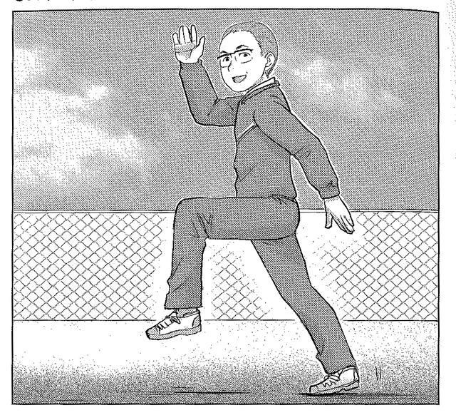 """画像2: 世界で活躍する陸上選手を育てた""""陸上界のカリスマ""""が教える「ポンピュン走法」とは"""