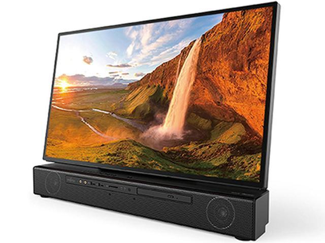 画像: パイオニアとのコラボによる2.1チャンネルハイレゾ対応スピーカーを搭載。通常のパソコンの内蔵スピーカーが苦手な低音域も、しっかりと表現する。