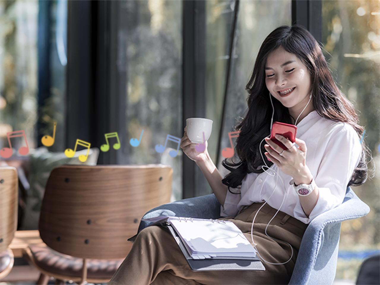 画像: パソコンやスマホで音楽を聴くメリットって?