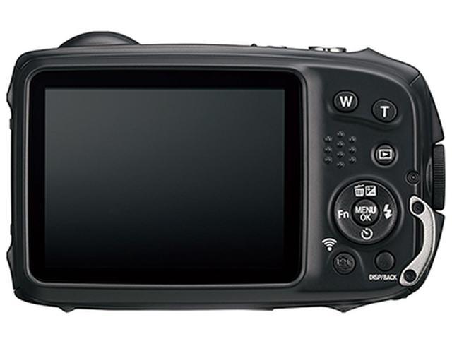 画像: 【アウトドア用カメラ】防水・防塵・耐衝撃性能を備えたコンデジ「富士フイルム FinePix XP140」