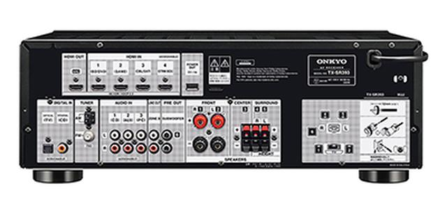 画像2: 立体音響のバーチャル再生に対応した普及価格AVレシーバー