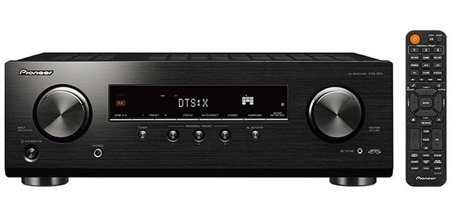 画像1: 「Dolby Atmos」や「DTS:X」をバーチャル再生できるAVアンプ