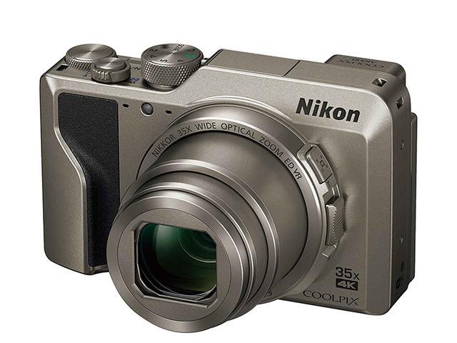 画像: 電子ビューファインダーを装備した高倍率ズームデジタルカメラ