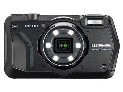 画像2: リコーの最新アウトドアカメラ「WG-6」が登場!大光量リングライトで接写も鮮明に撮影できる