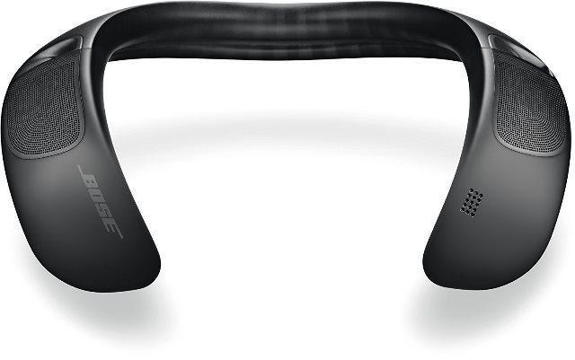 画像: 「Bose SoundWear Companion speaker」はBose独自のウェーブガイドテクノロジーを搭載し、深みのあるサウンドを実現。防滴仕様なので少しくらい水がかかっても安心して使える。