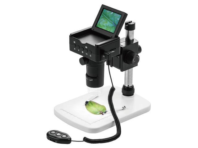 画像1: スタンドでも手持ちでも使える倍率220倍のデジタル顕微鏡