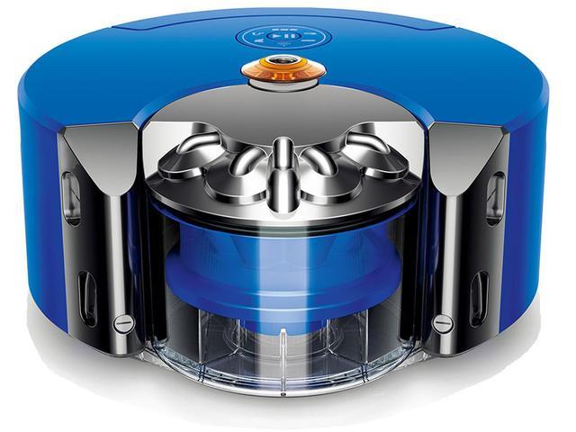 画像1: 【Dyson 360 Heurist】スマホから遠隔操作ができる!ダイソンの最新ロボット掃除機