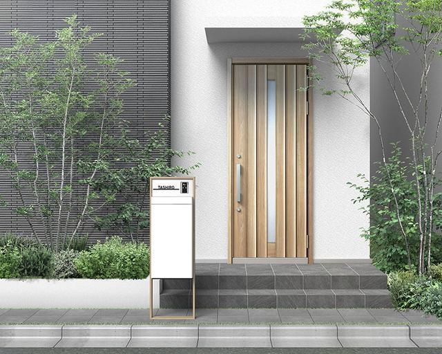 画像: 本体は3色から、フレーム部分は6種類から選べる。住宅の壁色などに調和させても、華やかなアクセントにしても上質な装い。