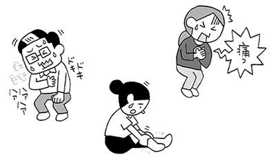 画像: 心臓病の初期サインで要注意の六つの症状